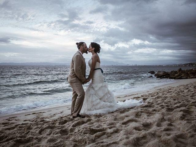 La boda de Liviere y Mauricio