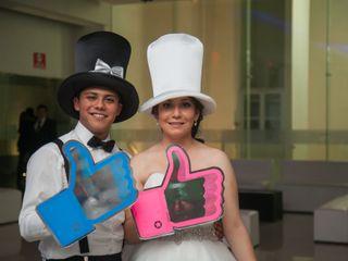 La boda de Valeria  y Alberto