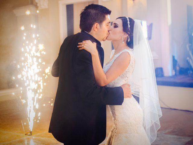 La boda de Yazmin y Julian