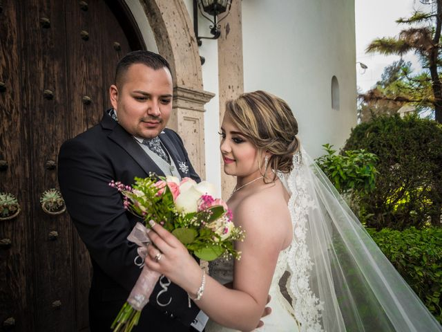 La boda de Lupita y Omar