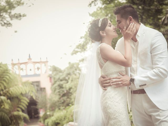 La boda de Carmen y Benito