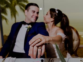 La boda de Maribel y Erick