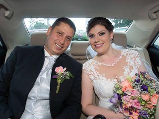 La boda de Citlally y Ulises