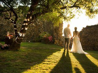 La boda de Ingrid y Rafa 1