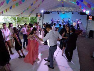 La boda de Mariana y Oswaldo 1
