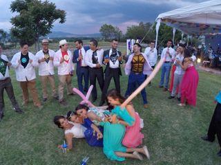 La boda de Mariana y Oswaldo 3