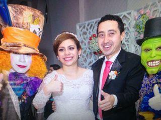 La boda de Rocío  y Gustavo  1