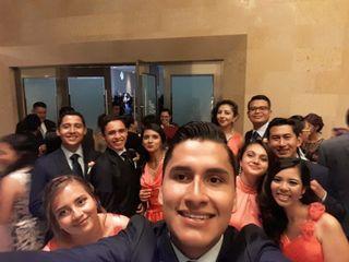 La boda de Rocío  y Gustavo  3