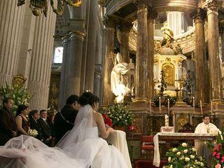 La boda de Itzel Monserrat y Luis Ángel  1