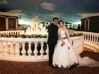 La boda de Itzel Monserrat y Luis Ángel