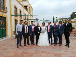La boda de María Nayeli y José Roberto  1