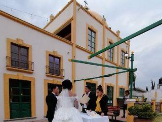 La boda de María Nayeli y José Roberto  2