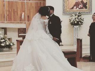 La boda de María Nayeli y José Roberto  3