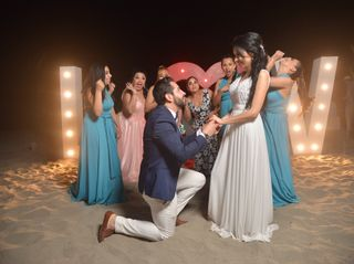 La boda de Dayana  y José  1