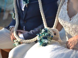 La boda de Dayana  y José  3