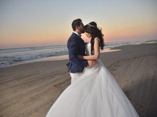 La boda de Dayana  y José