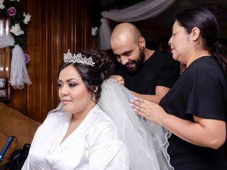 La boda de Luisa Alejandra y Amaury 2