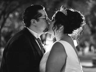 La boda de Luisa Alejandra y Amaury