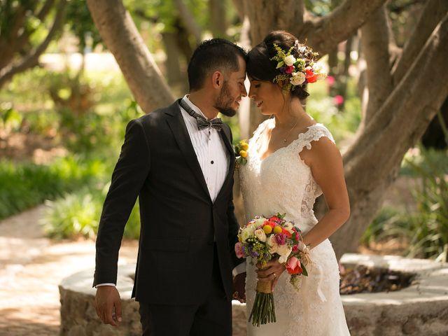 La boda de Mariana y Oswaldo