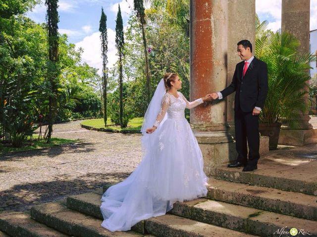 La boda de Rocío  y Gustavo