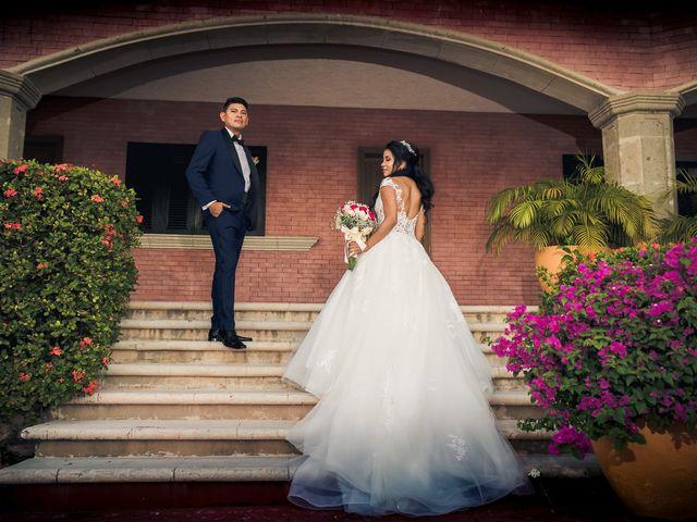 La boda de Reyna y Jorge