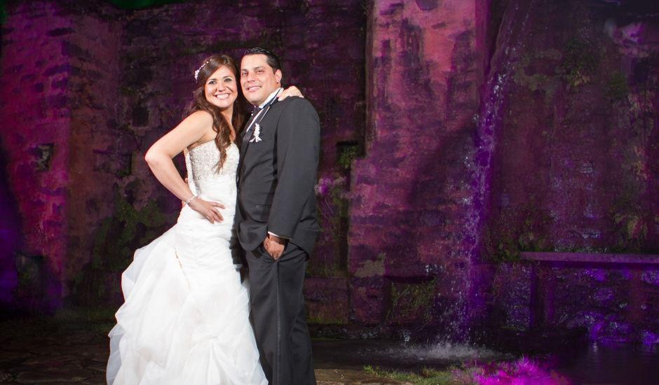 La boda de Inna y Miguel en Huasca de Ocampo, Hidalgo