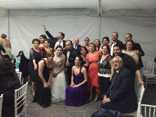 La boda de Marcela y Antar 2