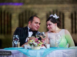 La boda de Marcela y Antar