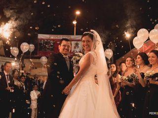 La boda de Jocelyn y David 1