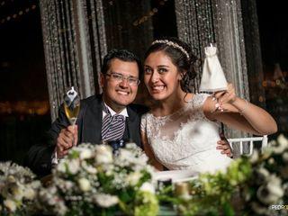 La boda de Jocelyn y David