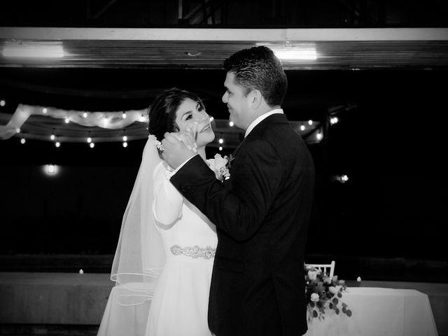 La boda de Andrea  y José Juan