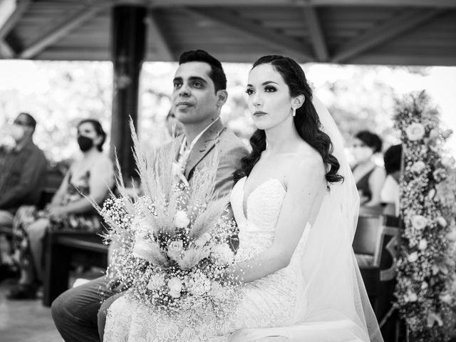 La boda de Nallely y Víctor
