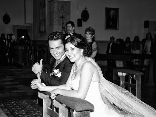 La boda de Gabriela y Rogelio