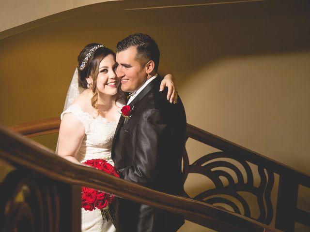 La boda de Karina y Mario