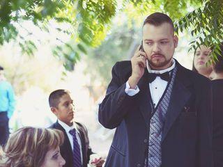 La boda de Grecia y Issac 1