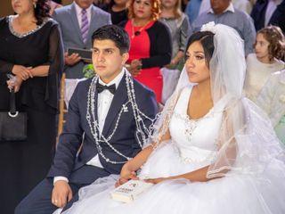 La boda de Ericka y Alonso