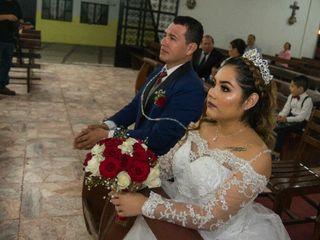 La boda de Verónica   y Luis Alberto  2