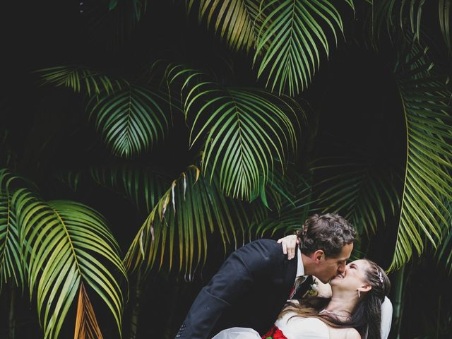La boda de Ryan y Lorena en Tepoztlán, Morelos 20