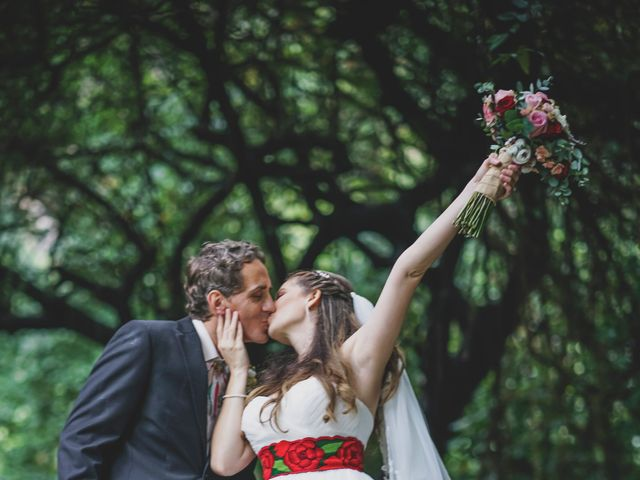 La boda de Ryan y Lorena en Tepoztlán, Morelos 22