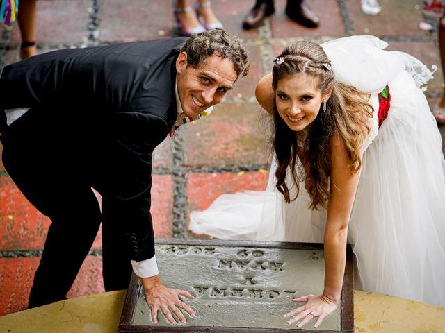 La boda de Ryan y Lorena en Tepoztlán, Morelos 28