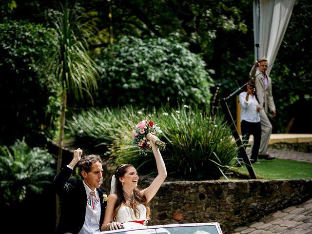 La boda de Ryan y Lorena en Tepoztlán, Morelos 29