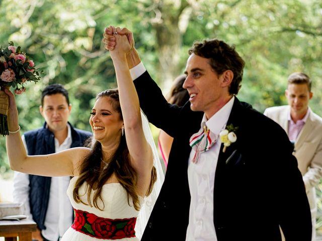 La boda de Ryan y Lorena en Tepoztlán, Morelos 31