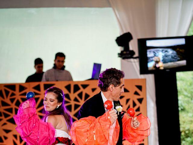 La boda de Ryan y Lorena en Tepoztlán, Morelos 34