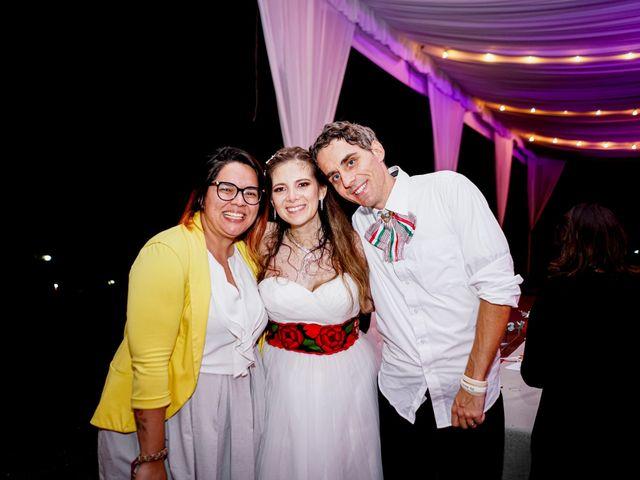 La boda de Ryan y Lorena en Tepoztlán, Morelos 39
