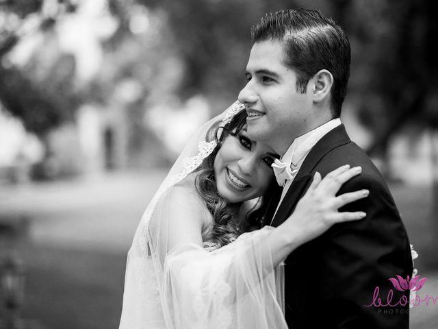 La boda de Lucette y Edwin