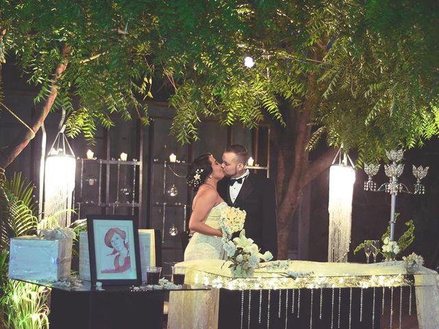 La boda de Grecia y Issac