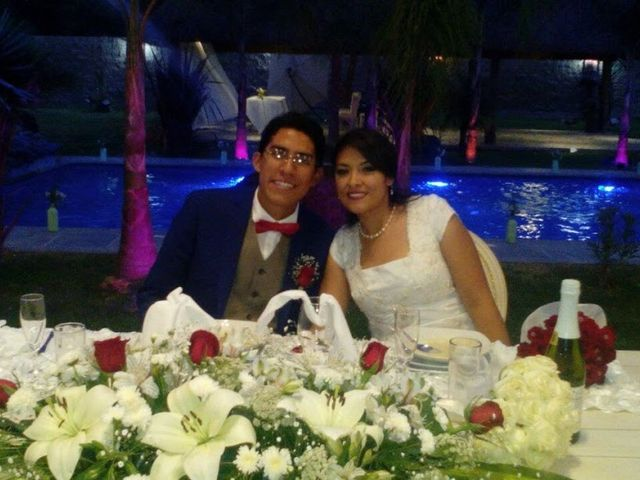 La boda de Sergio y Ana