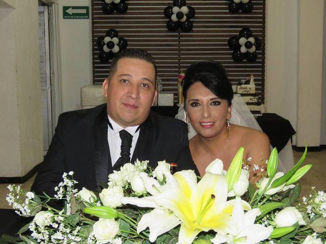 La boda de Araceli y Jorge