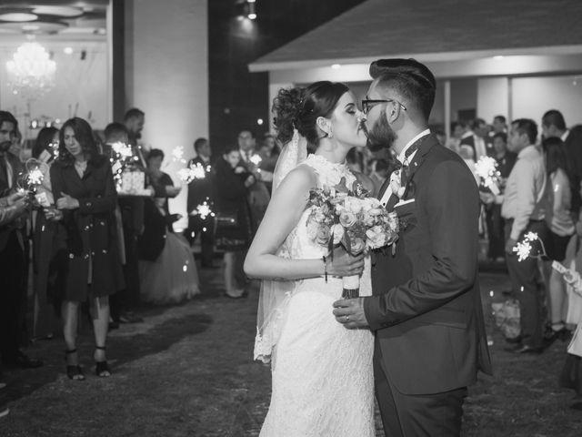 La boda de Ale y Lea en Pachuca, Hidalgo 1