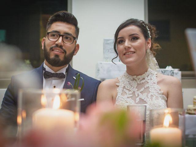 La boda de Lea y Ale